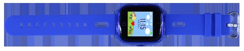 Wiky Watch 3Plus - Mavi Renk
