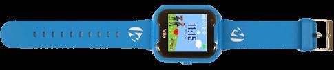 Wiky Watch 4G - Mavi Renk