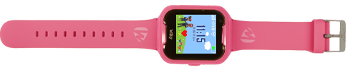Wiky Watch 4G - Pembe Renk