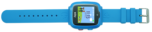 Wiky Watch 4Plus - Mavi Renk