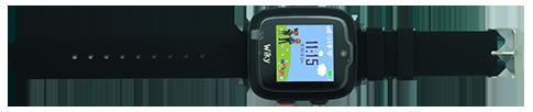 Wiky Watch 4Plus - Siyah Renk