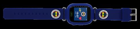 Wiky Watch Fenerbahçe Temalı - Mavi Renk